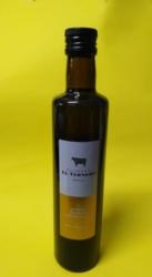Aceite de oliva virgen extra de La Rioja.